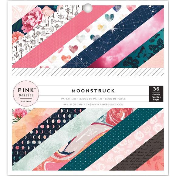 moonstruck 6x6 paper pad